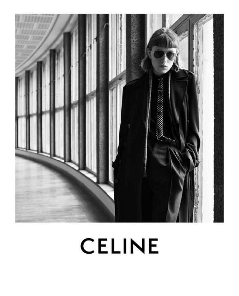 Celine Fall 2019 Men S Campaign The Fashionisto