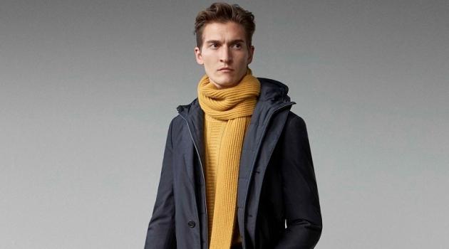Corneliani Delivers Classic Menswear for Fall '19 Collection