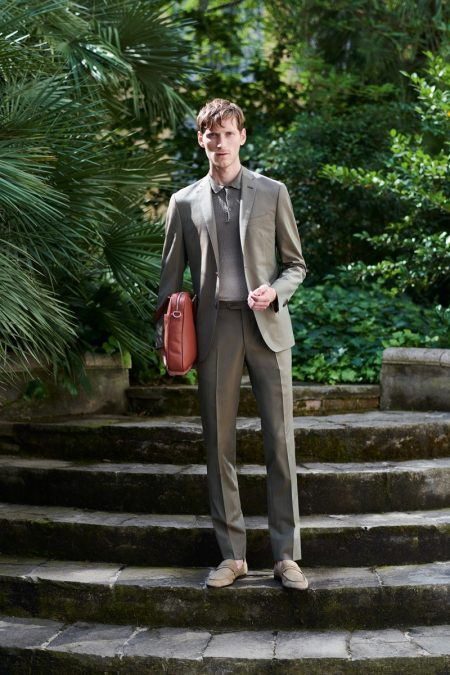 Corneliani Adds a Formal Touch with Spring '20 Collection