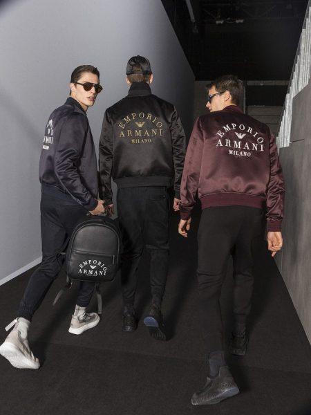 Emporio Armani Fall 2019 Men S Catalog The Fashionisto