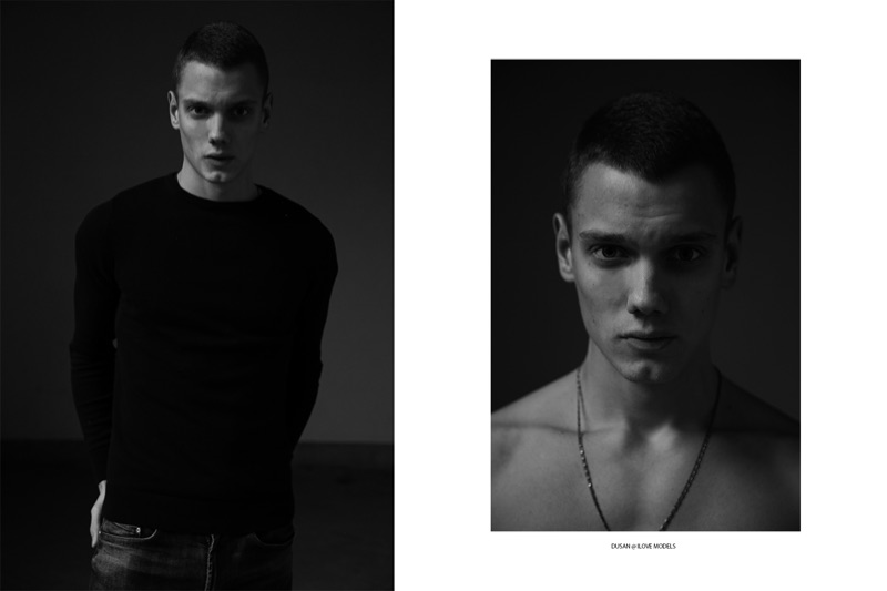Dusan @ I Love Models Management