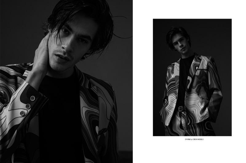 Oyvind Hoem @ Crew Models