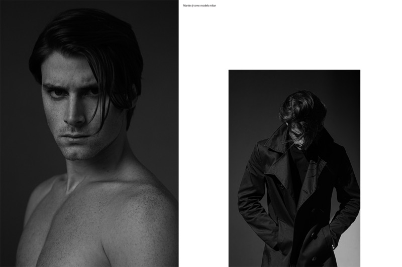 Martin @ Crew Models
