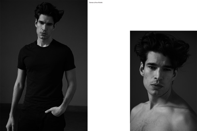 Damian @ I Love Models Management