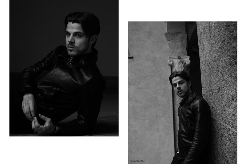 Andre @ Elite Milan