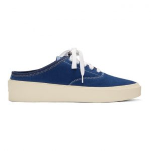 Fear of God Blue 101 Backless Sneakers