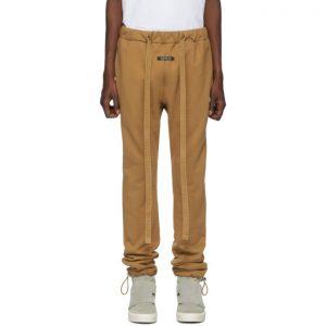 Fear of God Tan Core Lounge Pants