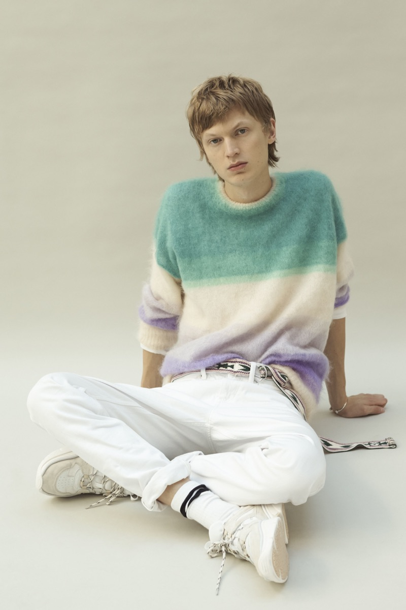 Isabel Marant Embraces Soft Color Palette for Spring '20 Collection