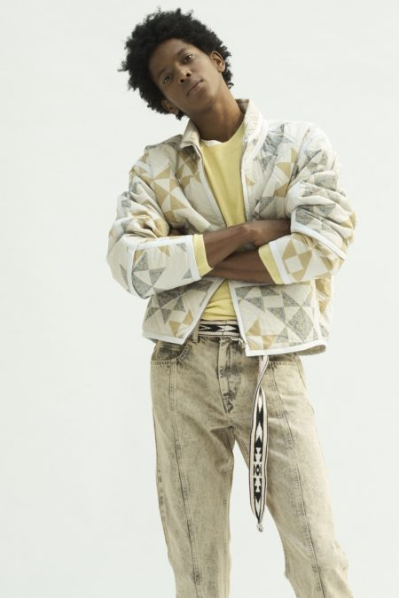 Isabel Marant Embraces Soft Color Palette for Spring '20 Collection
