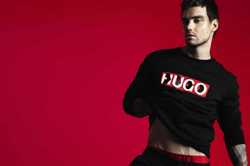 Liam Payne stars in a new campaign for his exclusive HUGO capsule collection.