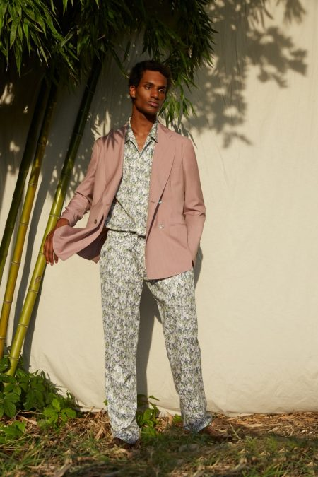 Luca Larenza Captures Island Life with Spring '20 Collection