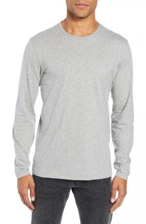 Men's Rag & Bone Classic Base Slim Fit T-Shirt, Size Medium - Grey