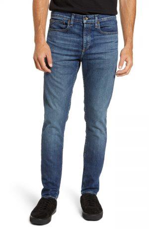 Men's Rag & Bone Fit 1 Skinny Fit Jeans, Size 31 - Blue