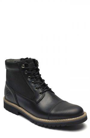 Men's Rockport Marshall Chukka Boot, Size 11 W - Black