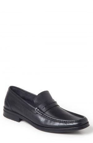 Men's Sandro Moscoloni Duero Loafer, Size 8.5 D - Black