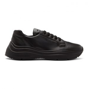 Prada Black Montana Sneakers