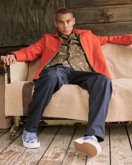 Rag & Bone Pays a Nod to the Outdoors with Spring '20 Collection