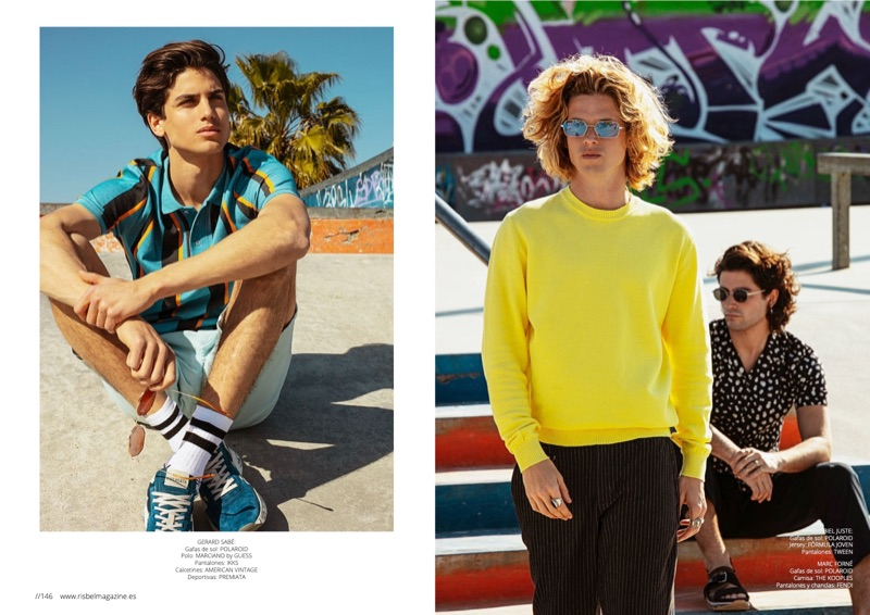 Reaching for the Sun: Biel Juste, Axel Pons + More for Risbel