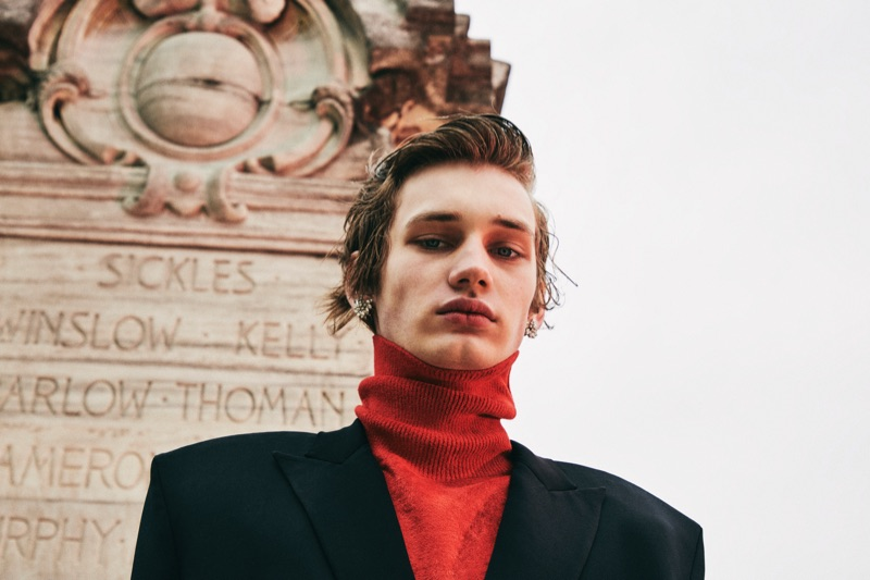 Robert Semjonovs is 'Seeing Red' for VMAN
