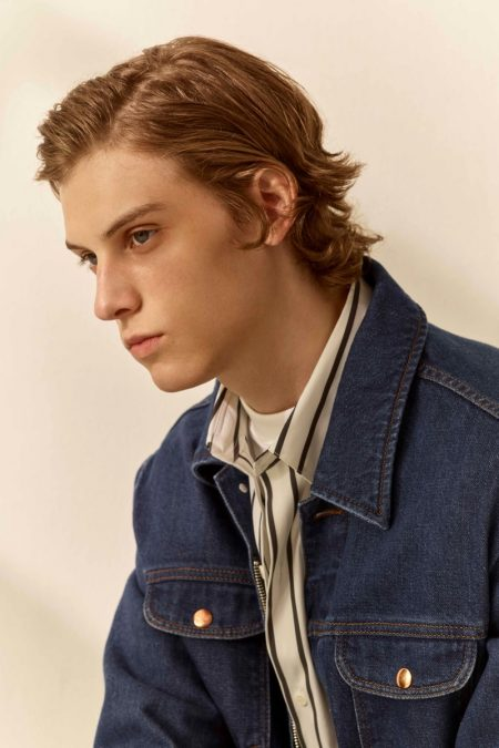 Sandro Channels Retro Vibe with Spring '20 Collection