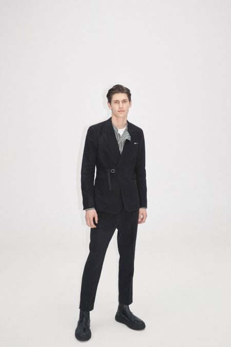 Tiger of Sweden Finds a Natural Pace with Spring '20 Collection