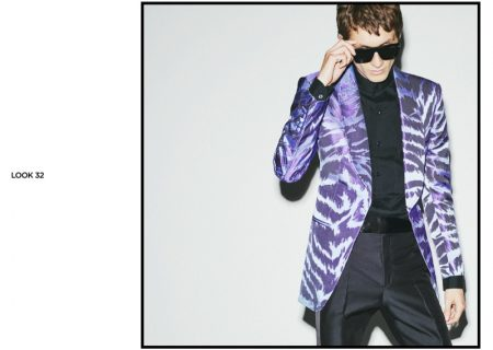 Tom Ford Goes Glam & Sporty with Spring '20 Collection
