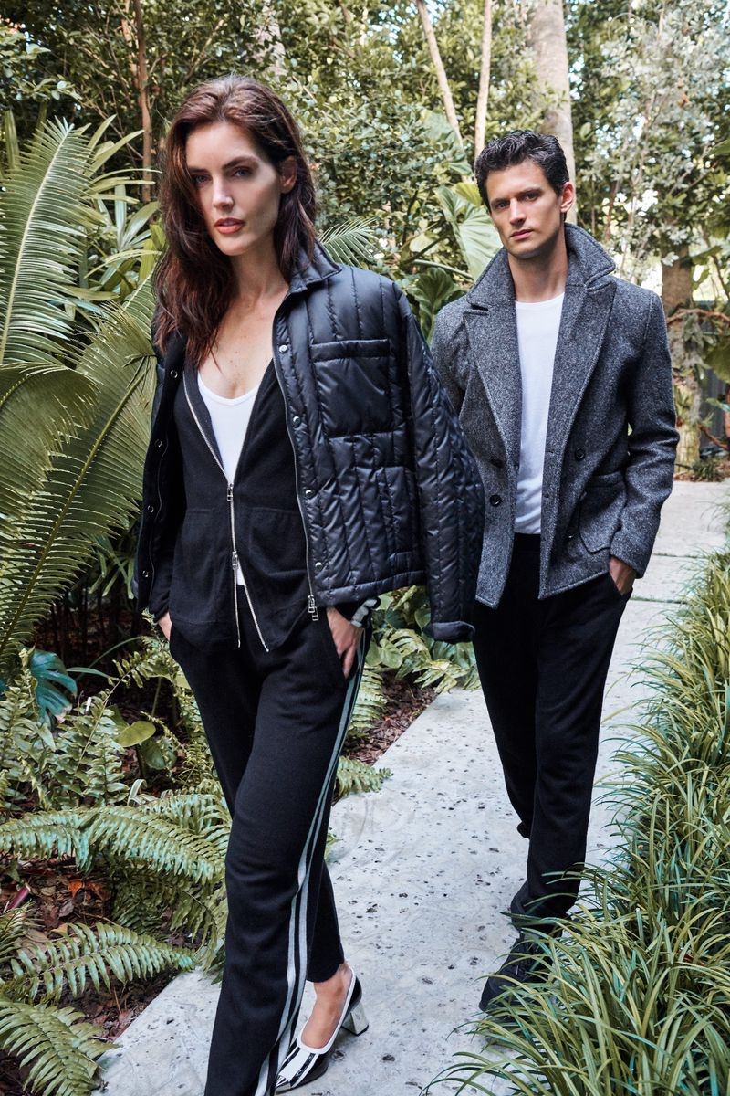Hilary Rhoda and Garrett Neff front ATM's fall 2019 outing.