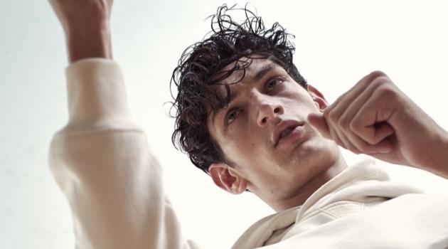 Inner Rhythm: Aaron Shandel Goes Sporty for Brunello Cucinelli
