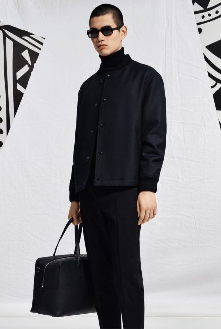 BOSS Delivers Sleek Looks for Cruise '20 Collection