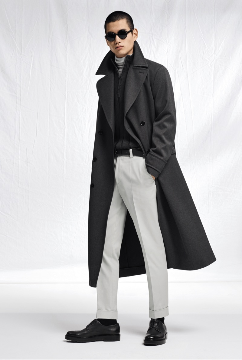 BOSS Delivers Sleek Looks for Cruise