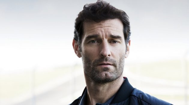 Mark Webber stars in the BOSS x Porsche fall-winter 2019 campaign.