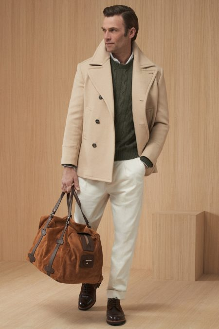Brunello Cucinelli Presents a 'Gentleman at Ease' for Fall '19 Collection