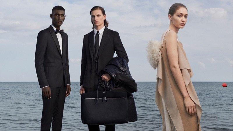 Burberry Takes to Sea for Fall '19 Campaign