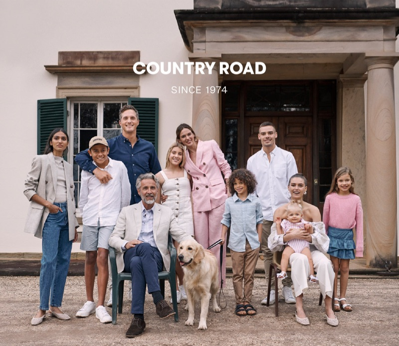 Celebrating classic style since 1974, Country Road rounds up its latest wardrobe essentials.