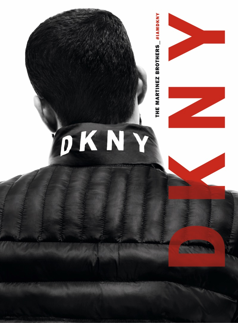 Celebrating its 30-year anniversary, DKNY unveils its fall 2019 men's campaign.