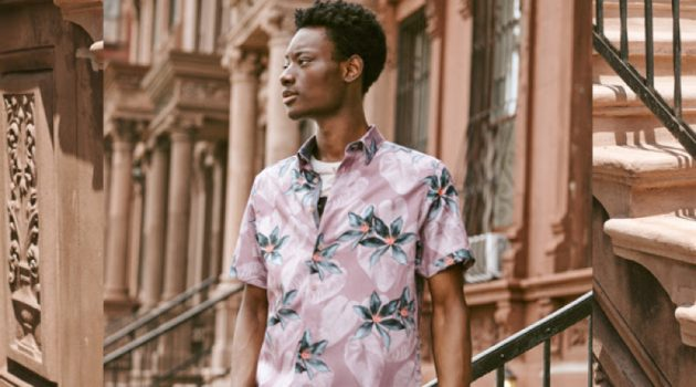 East Dane Hits the Town with Ted Baker