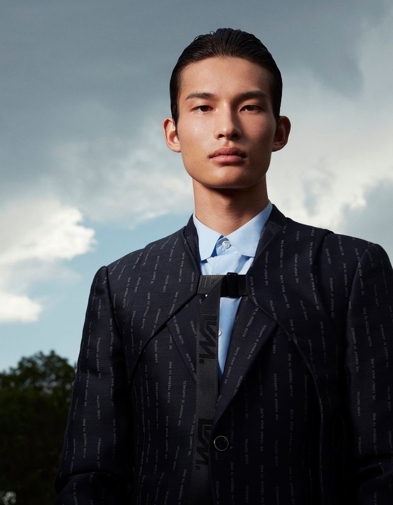 New Elegance: Huang Shixin & Thomas Riguelle for GQ China