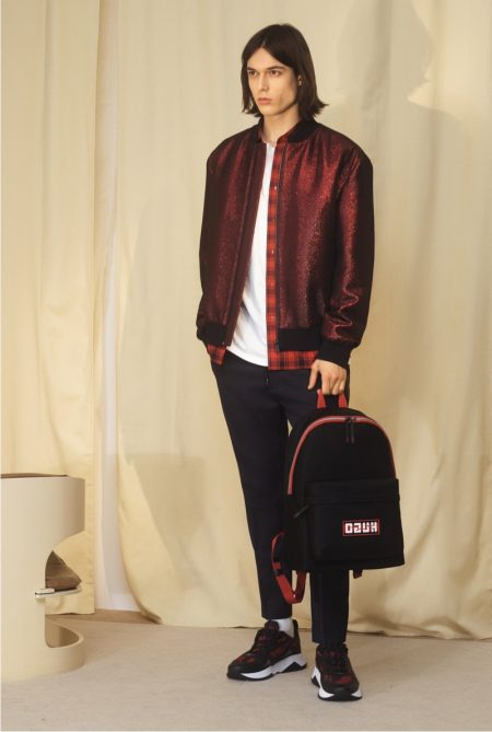 HUGO Channels a Cool Factor with Cruise '20 Collection