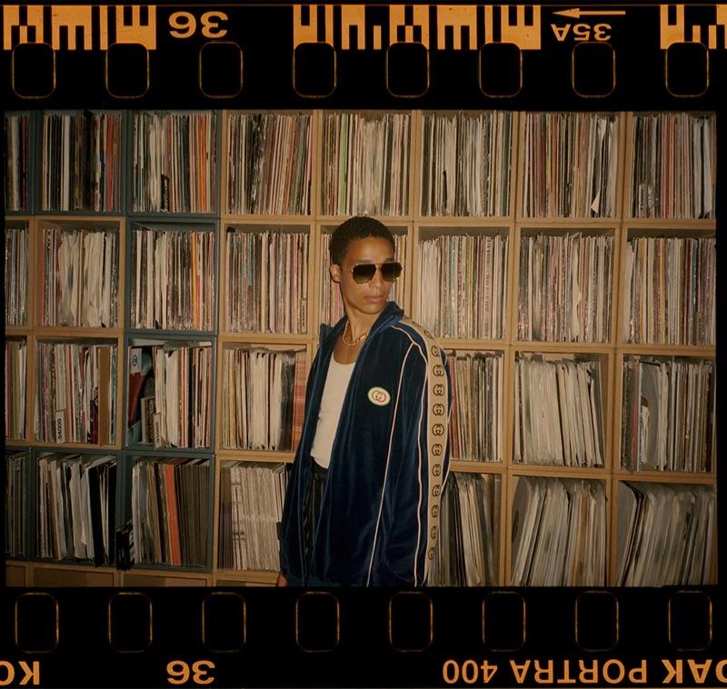 Vinyl Valley: Luke Cousins Goes Retro for Luisaviaroma
