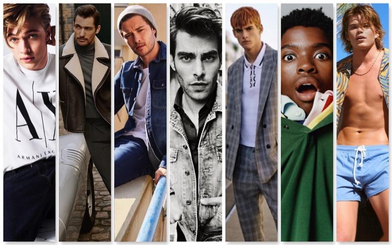 Male Models to Follow on Instagram