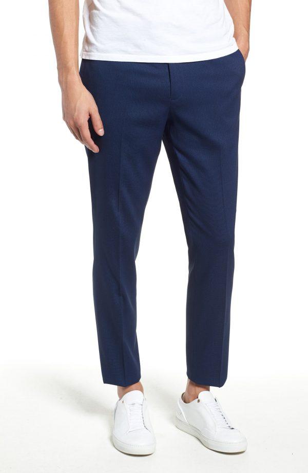 Men's Topman Skinny Fit Suit Pants