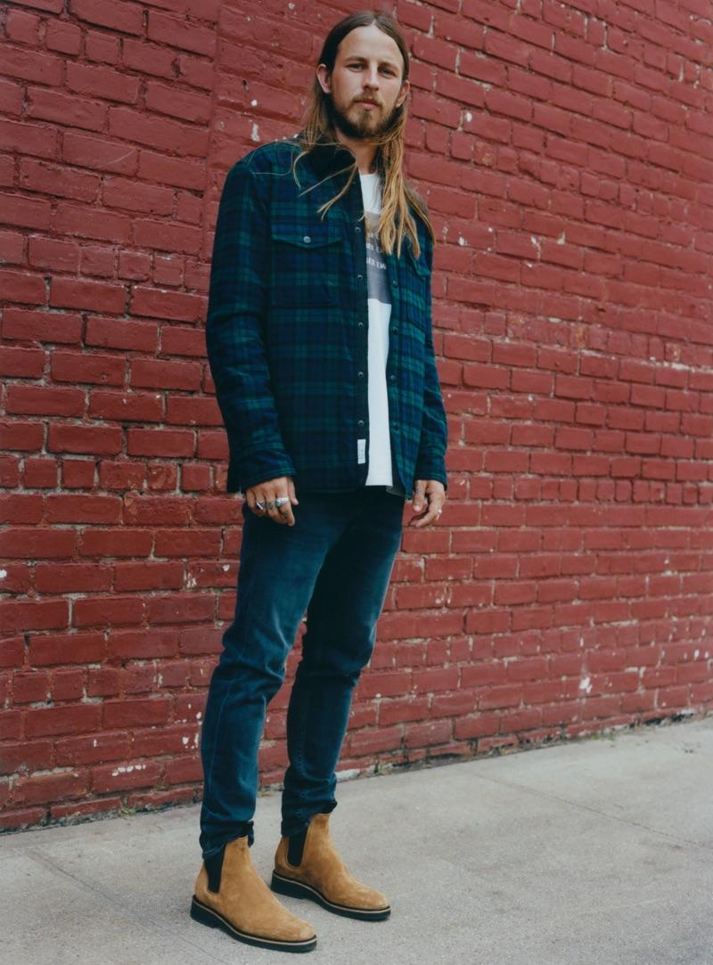 Riley Hawk 2019 Rag & Bone Photo Project | The Fashionisto