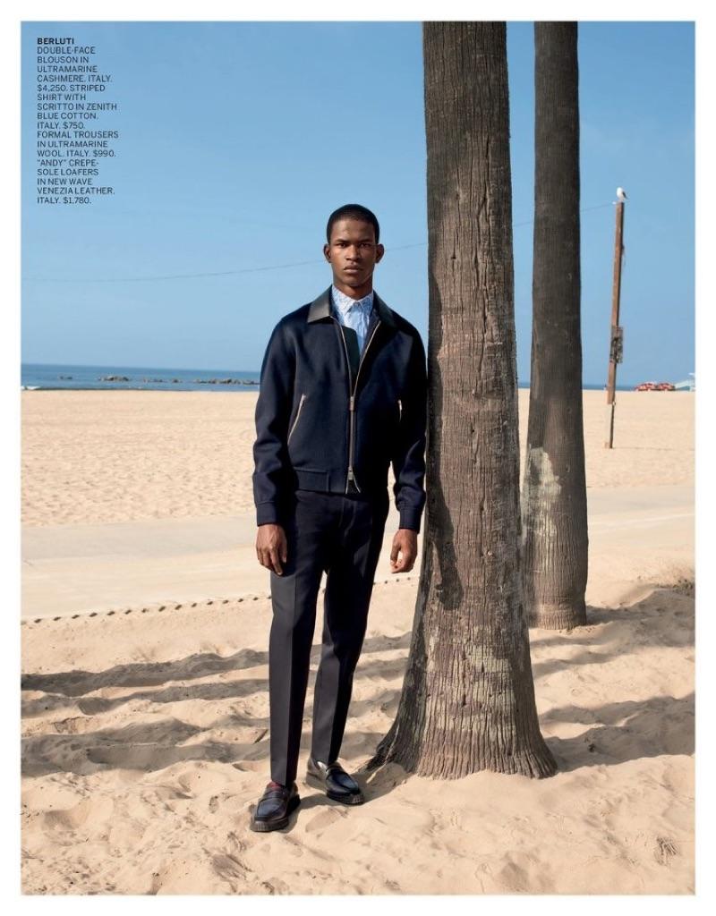 California Dreaming: Salomon Diaz for Bergdorf Goodman