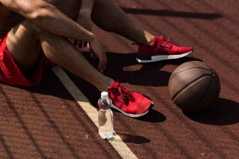 Sneakers Track Field