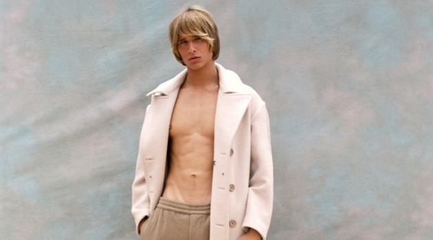 Vincenzo Mola Dons Lacoste for DSection