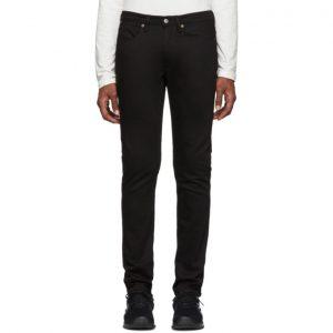 Acne Studios Black Bla Konst Max Jeans