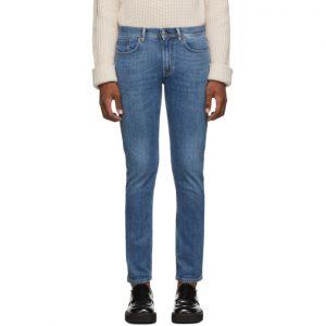 Acne Studios Indigo Bla Konst North Jeans