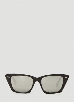 Acne Studios Ingrid Sunglasses in Black size One Size