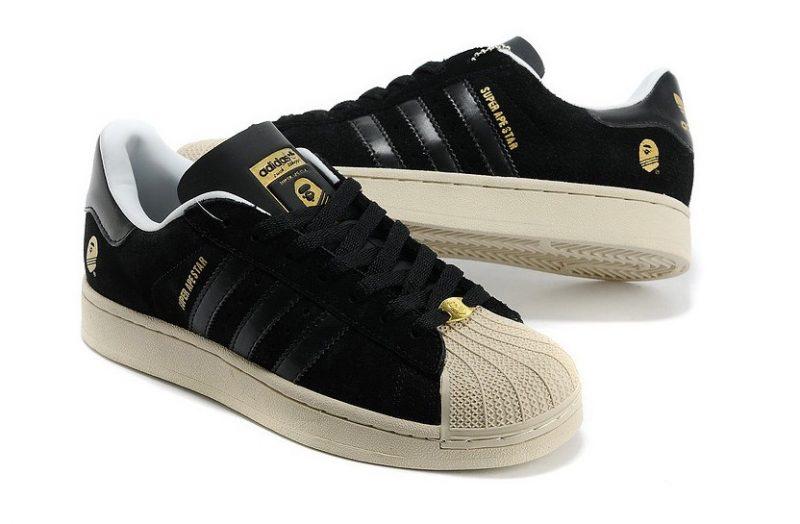 Adidas x Bape Superstar