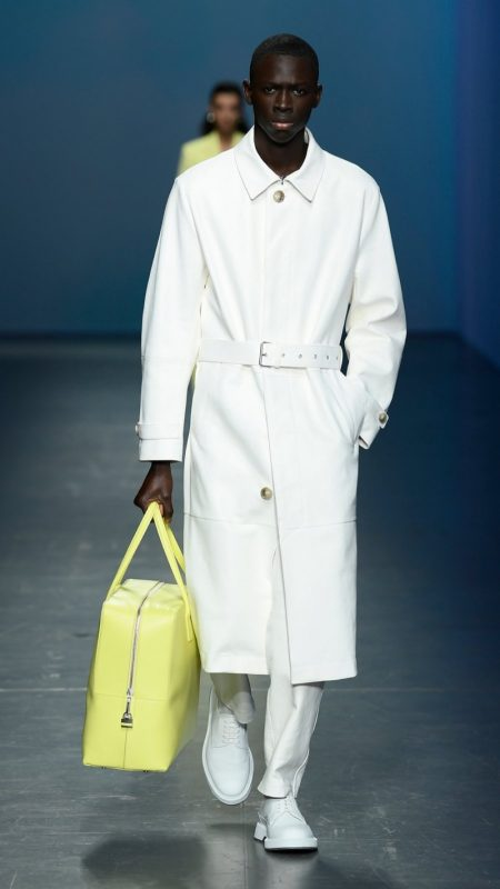 BOSS Celebrates the Individual with Spring '20 Collection